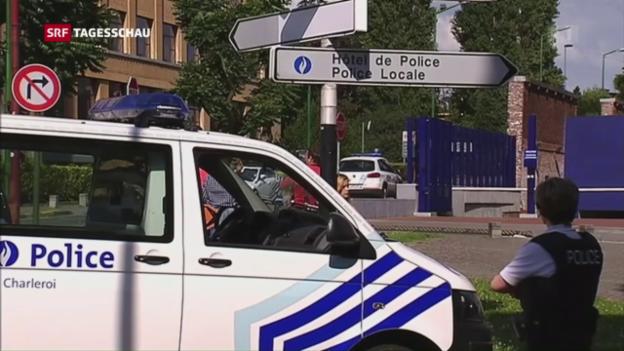 Video «Macheten-Angriff in Charleroi» abspielen