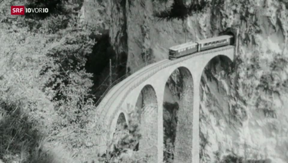 Ingenieur-Wunder in den Alpen