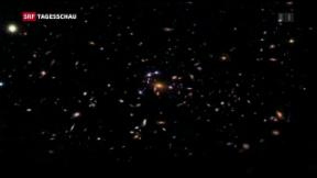 Video «Physik-Nobelpreis für drei Gravitationswellen-Forscher» abspielen