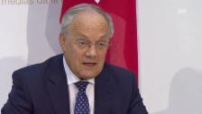 Video «Schneider-Amman: «Haben Gesetzes-Entwurf offen formuliert»» abspielen