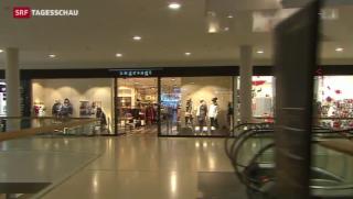 Video «Einkaufszentren in der Schweiz boomen» abspielen
