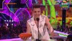 Video «News: Luca Hänni und Elton John» abspielen