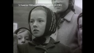 Video «Schweizer Filmwochenschau vom 9.11.1962» abspielen
