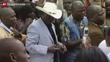 Video «Parlamentswahlen in Kenia» abspielen