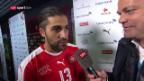 Video «Rodriguez: «Das mach' ich im Training manchmal auch so»» abspielen