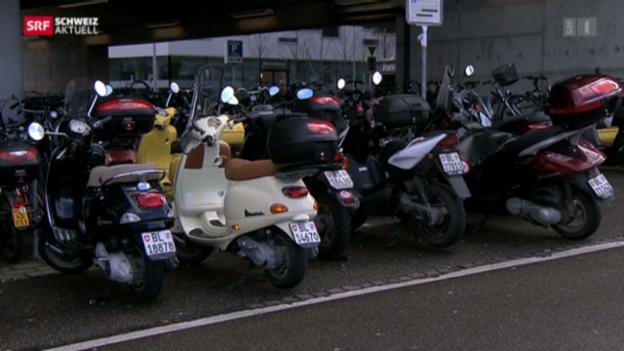 Video «Parkgebühren für Motorräder» abspielen