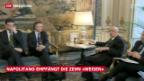 Video «Ausland-Nachrichten» abspielen
