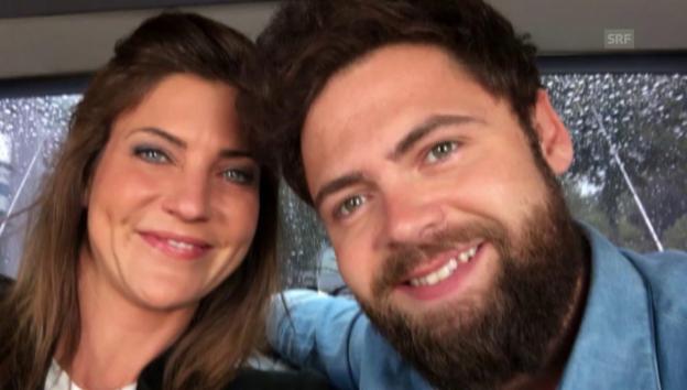 Video «In der Limo mit Passenger» abspielen