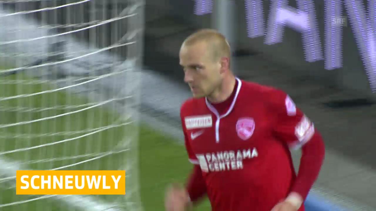 Fussball: Marco Schneuwly zu Luzern