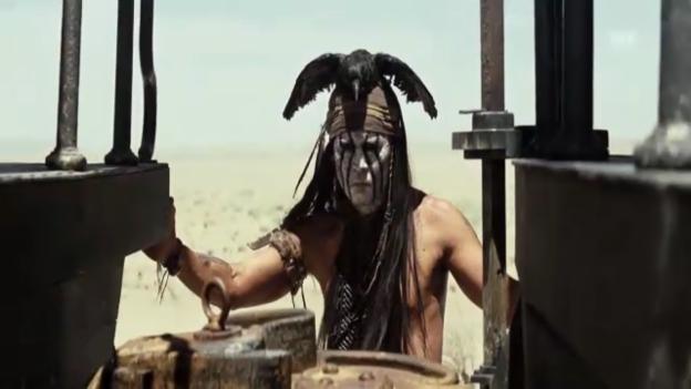 Video ««The Lone Ranger» (Trailer)» abspielen