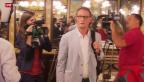 Video «Geri Müller will nicht zurücktreten» abspielen