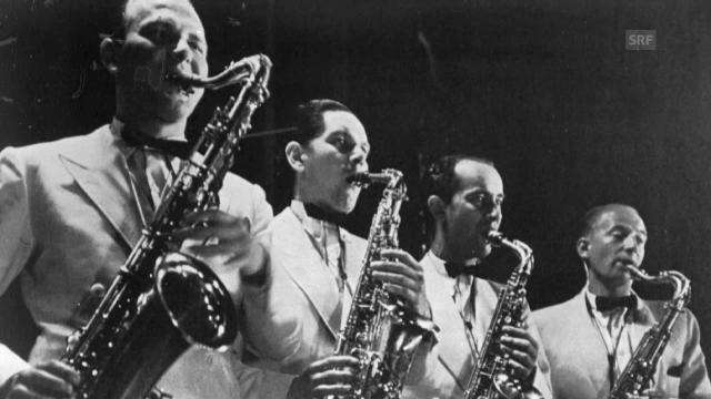 Ausschnitt «Jazz in der Schweiz»: The Original Teddies