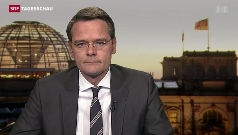 Einschätzungen des SRF-Korrespondenten Stefan Reinhart
