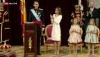 Video «König Felipe» abspielen