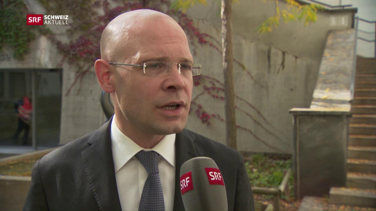 Basler Justizdirektor vor Wiederwahl unter Druck
