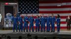 Video «Die Nasa will wieder Astronauten zur ISS fliegen» abspielen
