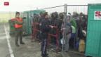 Video «Österreich will Tageskontingent» abspielen