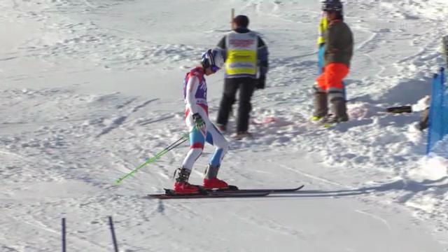 Ski: 1. Lauf Carlo Janka («sportlive»)