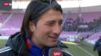 Video «SL: Stimmen zu Servette - Basel» abspielen