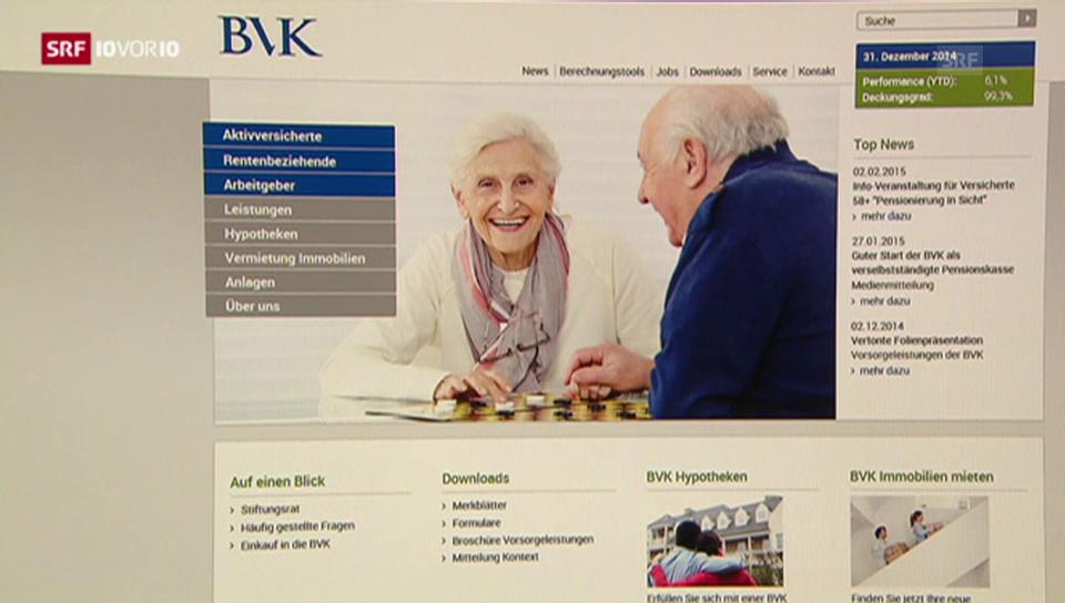 Pensionskassen wehren sich gegen Negativzinsen