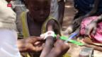 Video «Millionen von Menschen leiden Hunger» abspielen