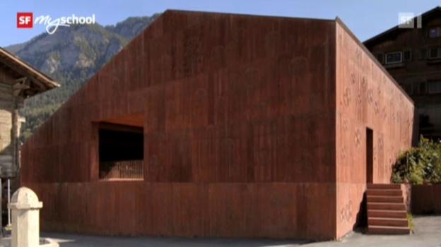Die schweiz bauen das befreite haus 11 13 srf for Haus bauen schweiz