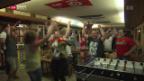 Video «Ein Dorf im Freudentaumel» abspielen