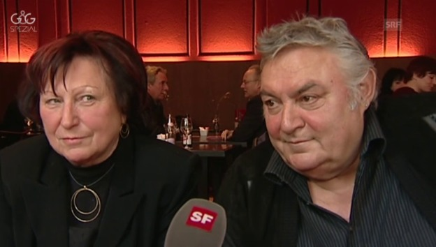 Video «Das Leben von Mathias Gnädinger» abspielen