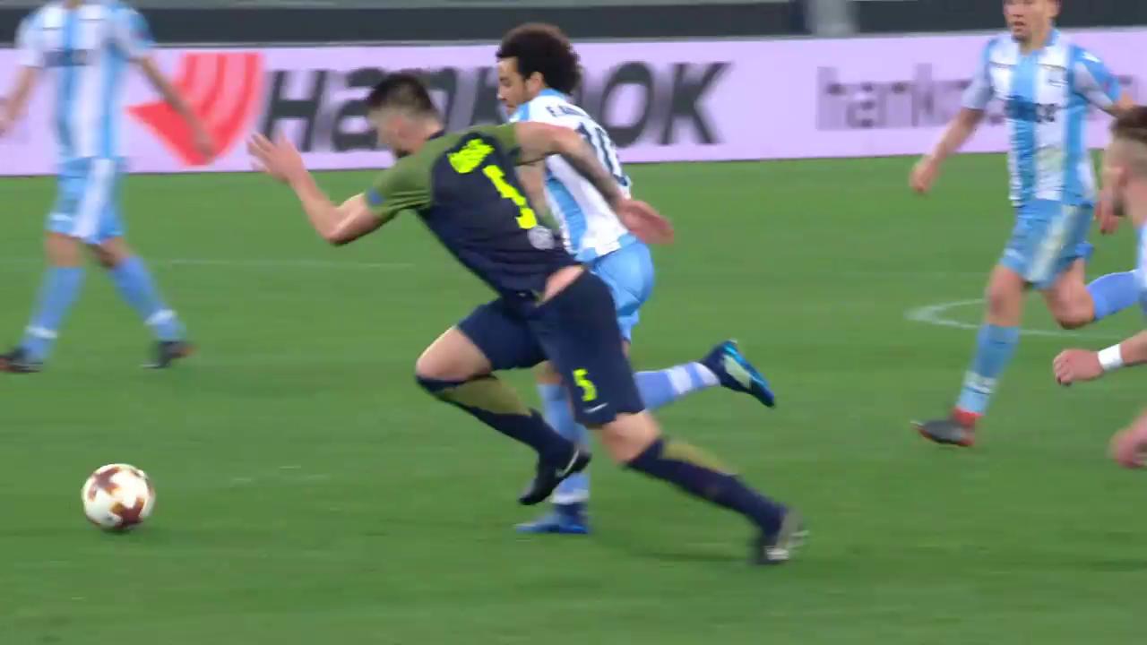 Lazio schlägt Salzburg mit 4:2