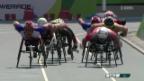 Video «Paralympics: Das 5000-m-Rennen mit Marcel Hug» abspielen