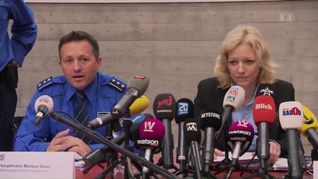 Video «DNA-Spuren am Tatort» abspielen