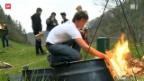 Video «Rauchverbot im Zeltlager» abspielen