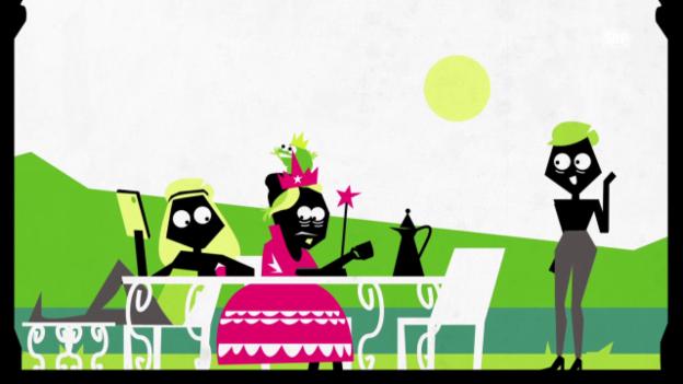 Video «Die Prinzessin auf der Erbse» abspielen