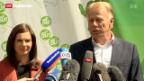 Video «Die deutschen Grünen starten in den Bundestags-Wahlkampf» abspielen