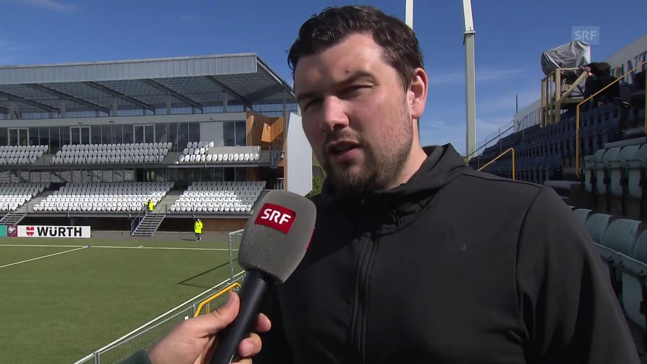 Sportjournalist Arge über den Fussball auf den Färöern