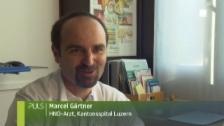 Video ««Stress und Angst machen anfälliger»» abspielen