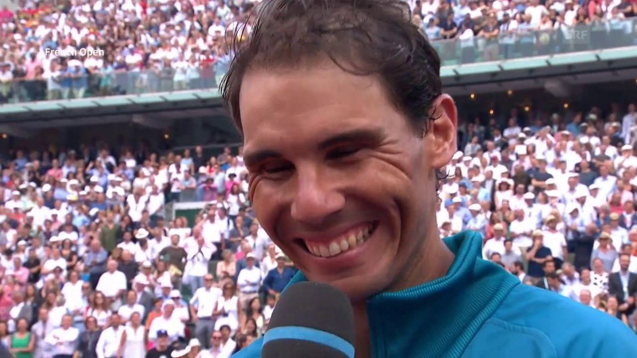 Nadal: «Ich hatte Krämpfe»