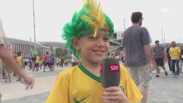 Video «Wer ist besser: Marta oder Neymar?» abspielen