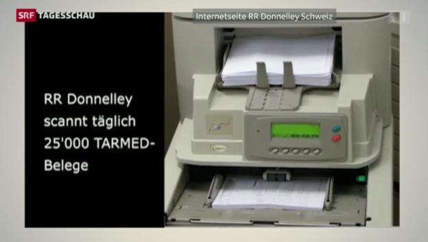 Video «Angst um Schweizer Daten» abspielen