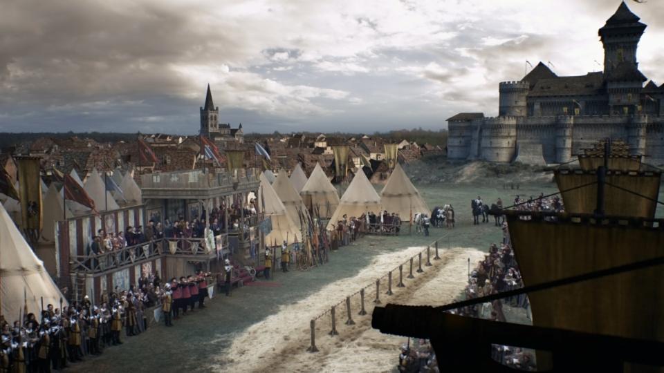 Eine kurze Geschichte über... -  Das Mittelalter (Folge 2)