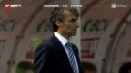 Video «Fussball: Lausanne - Luzern, Hinspiel («sportpanorama»)» abspielen