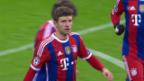 Video «Fussball: CL, Bayern München-ZSKA Moskau» abspielen