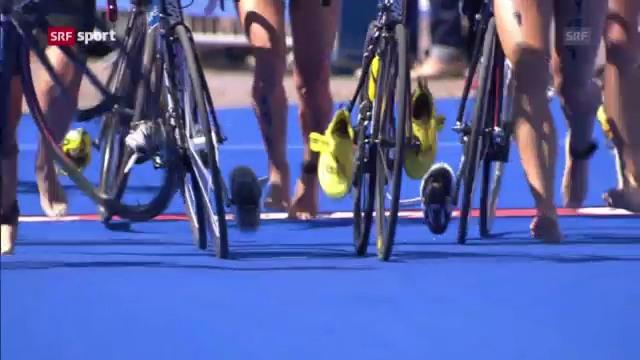 Triathlon: Mixed-Team-WM in Hamburg («sportpanorama»)