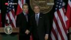 Video «Vorwürfe gegen Blair wegen Entscheidung für den Irak-Krieg» abspielen