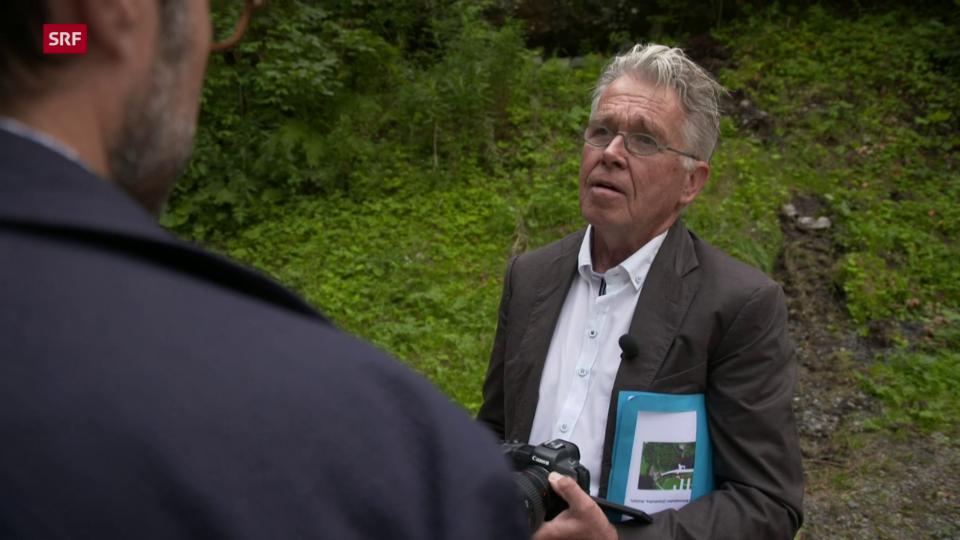 Heinz Hieke, Tiefbauingenieur: «Was das VBS will, ist sehr teuer, gefährlich und langwierig.»
