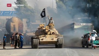 Video «Dem «Kalifat» läuft es nicht gut» abspielen