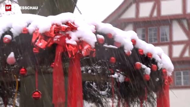 Video «Winteranfang» abspielen