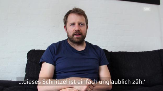 Video «Püriertes Zigeunerschnitzel - «Kennsch?»» abspielen
