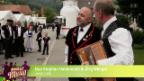 Video «Duo Stephan Haldemann & Jürg Wenger» abspielen