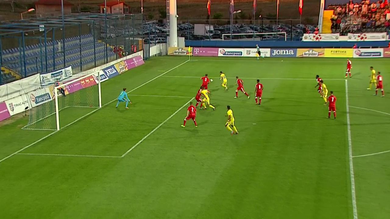 U21-Nati holt in Rumänien ein Unentschieden: die Tore